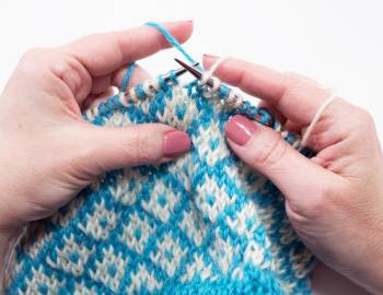 How to Work Stranded or Fair Isle Knitting