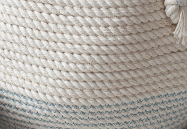 Learn to make this rope basket with Nicole Blum!