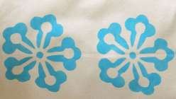 In this Stencil Décor class Amy Butler teaches you to decorate objects with stencils, to transform anything from clothing and furniture to glassware and enamel—with a fresh design.