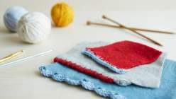 leran simple crochet tricks to make knitting easier