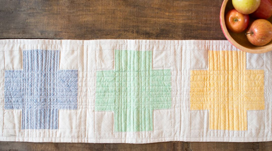 Log Cabin Quilting