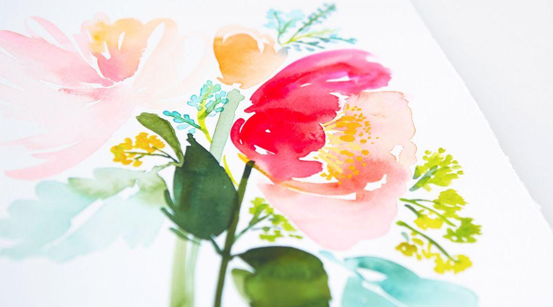Intermediate Watercolor