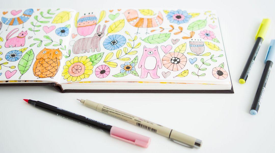 More Sketchbook Explorations