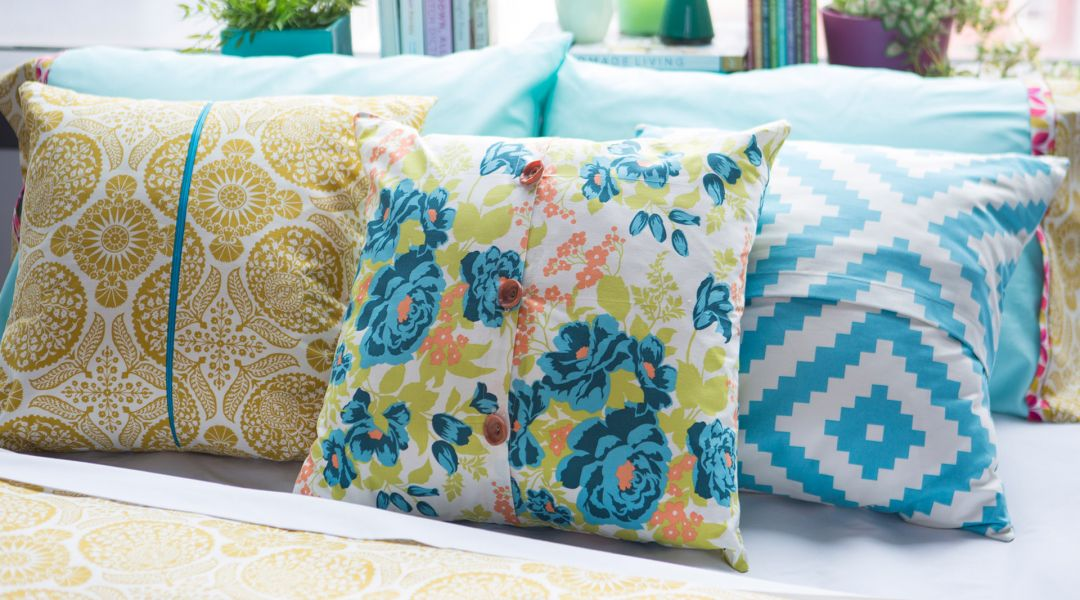 Easy Home Décor Sewing