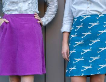 Pattern Drafting: A-Line Skirts and Customizing Garments