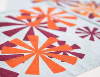 Screen Printing for Beginners: Screen Printing on Fabric